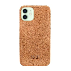 15:21   iPhone 12 Mini Cork Case