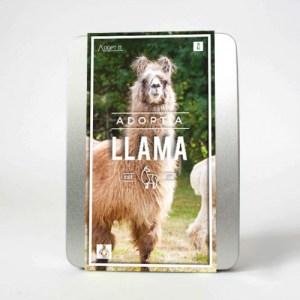 Adopt a Llama (Pack of 5)