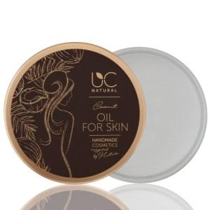 Coconut Oil For Skin (Unrefined)