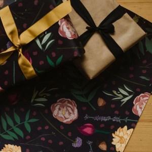 Juniper Botanical Gift Wrap Sheet