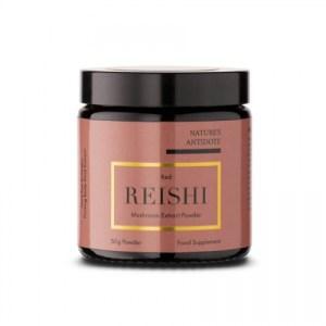 REISHI EXTRACT POWDER 50g pack of 10