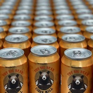 ESSEX GOLD RUSH CANS 330ML – Case Size 24