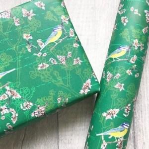 Nans Garden Gift wrap