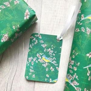 Nans Garden Gift Tags