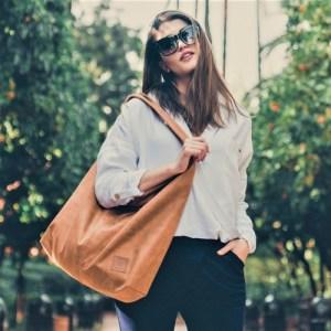 Bag Mili Chic MC7 bag – carmel beige