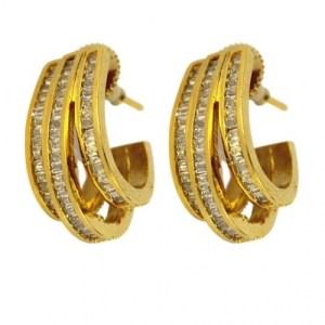 Andaman Hoop Earrings