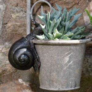 Snail Plant Pot Hanger