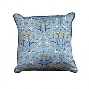 Botanical Delphine Luxury Cushion