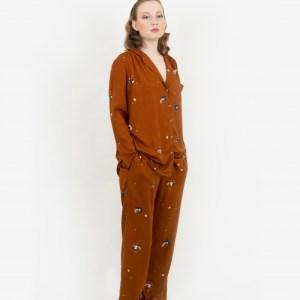 Not Just a Pyjama – Orange edition