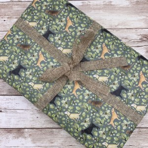 Labrador wrapping paper