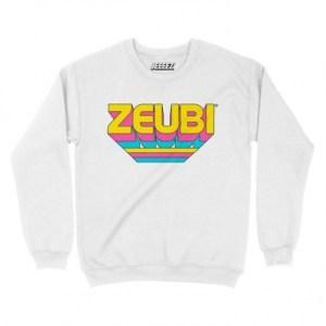 White Zeubi Sweatshirt
