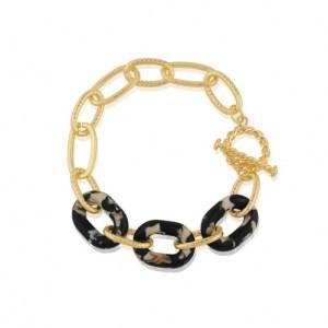 Amy Matte Resin Chunky Bracelet - Beige/Brown/Black - il 1140xN.2944025061 g7uq 500x500