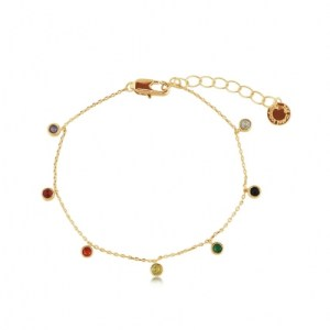 Iris Rainbow Stones Delicate Bracelet - Gold - il 1140xN.2896503538 d5us 500x500