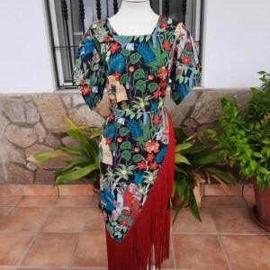 Jardin de Frida tulip blouse