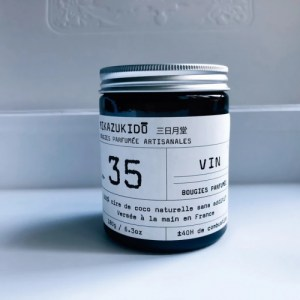 WINE n.35 Scented Candle