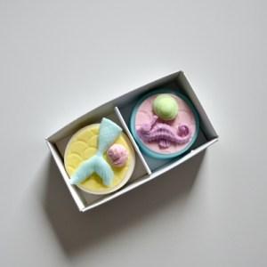 Mermaid Duo Coated Oreo Gift Box