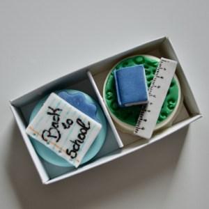 Back to School/University Coated Oreo Gift Box