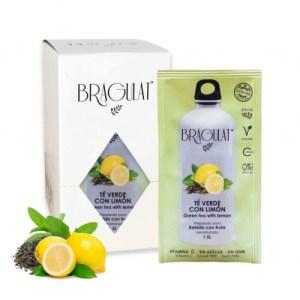 Bragulat Pack Green tea with lemon (15 units)