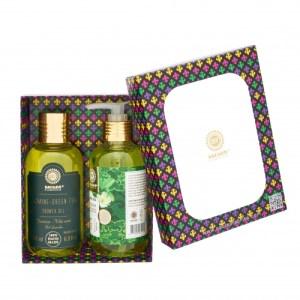 Gift Set Jasmine-Green Tea (2 items)
