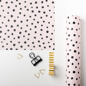 WR05 – Polka Dots Gift Wrap (Pack of 25)