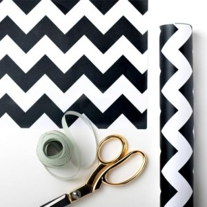 WR04 – Chevron Gift Wrap (Pack of 25)