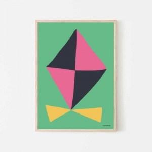 Poster: Kite (A3)