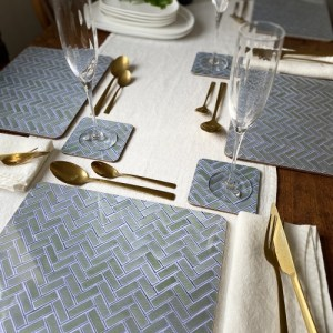 Luxury Placemats and Coasters Bundle - IMG 6975 500x500