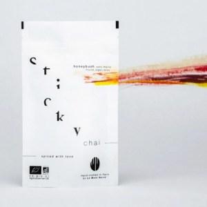 Sticky Chai HONEYBUSH (sans – théine) – 100g (Pack of 6)