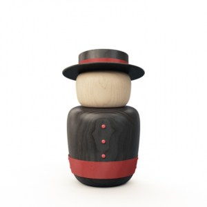 The Flamenco Wooden Toy