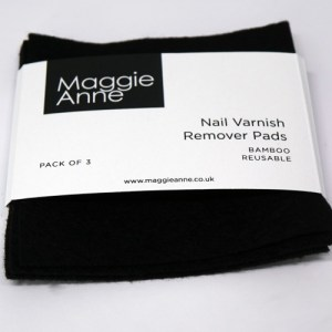 Maggie Anne reusable remover pads