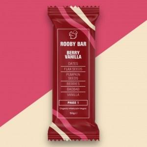 Rooby Bar Berry Vanilla Single - Berry Vanilla 500x500