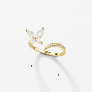 HERA OPEN RING – 925 STERLING SILVER