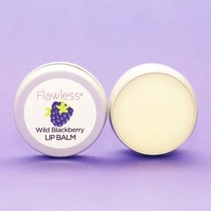 Wild Blackberry Lip Balm – Vegan and Cruelty-free