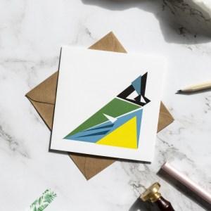 Grreat tit Card