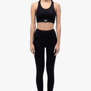 LUXE YOGA LEGGING: BLACK