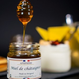 Chestnut honey from Périgord - 260g - 262094 47cd2b8850b940 500x500