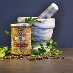Old-fashioned honey mustard - 210g - 262100 47cd2b86158725 500x383