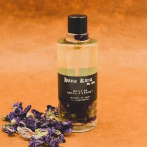 Apricot, mallow and labradorite oil – 50ml
