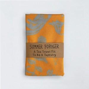 Summer Forager Tea Towel