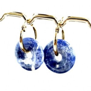 Earrings with natural stone pendant sodalite - 3c14dbdcf45bd5ac6c2fc4027aa4b84fe38f5573 500x500