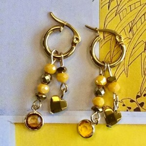 Earrings gold with yellow crystals and gold beads (Copy) - f22c4ee3fdea51b381876f5feb956cbc69073171 500x500