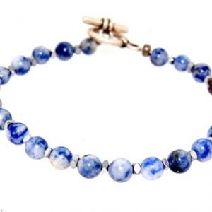 Mens bracelet sodalite / hematite - d74aa592283a9b2fd3c81f2c9a1b5835a03269b6 500x500