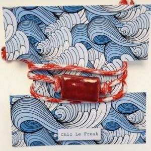 Bracelet ceramic block red, paracord red / white - 746e2655abca16fcdcf4d5556f1a11f302e08a08 500x500