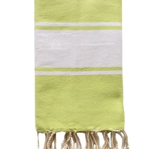 Beach Towel light green