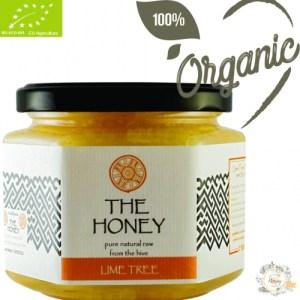 100% ORGANIC! ABSOLUTE TASTE – LIME TREE FLOWER AROMA! LIME TREE HONEY