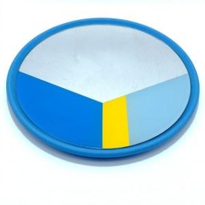 Bold Mirror – Blue
