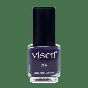 Visett Nagellack Quick Dry N°5 – 12ml