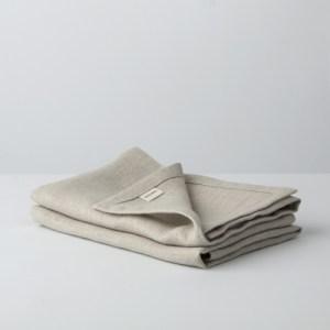Linen Napkins Natural Linen – Set of 2