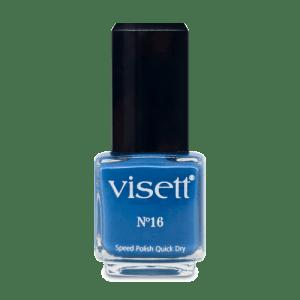 Visett Nagellack Quick Dry N°16 – 12ml