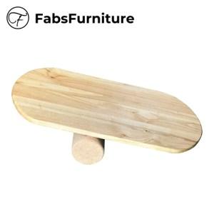 Hardwood Balance Board